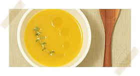 かぼちゃ&さつまいもスープ