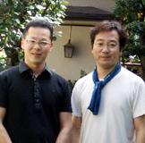 相田雅彦氏との対談をポッドキャスト配信中!