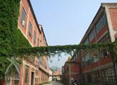 竹布:工場内の風景