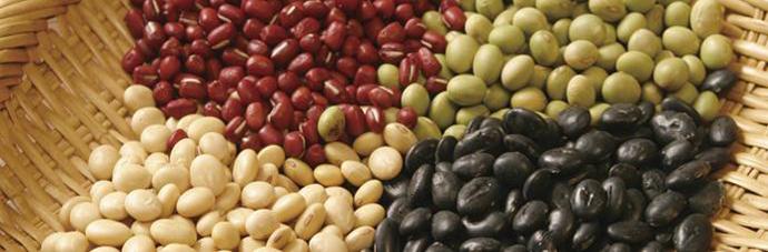 おいしさと栄養をまるごと食べられる「たなつもの豆と粉」