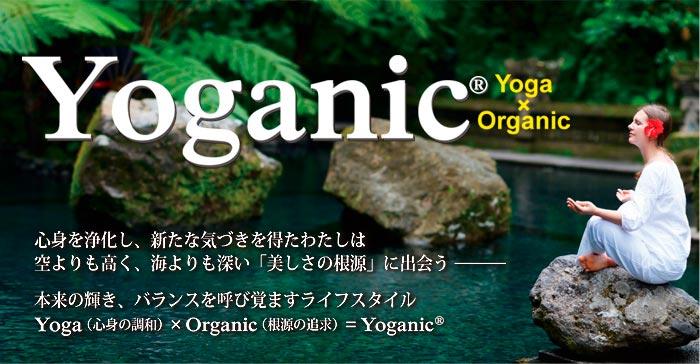 �S�g�����A�V���ȋC�Â����킽���� ����������A�C�����[���u��̍����v�ɏo��B�{���̋P���A�o�����X���Ăъo�܂����C�t�X�^�C��Yoga�i�S�g�̒��a�j�~Organic�i�����̒Nj��j=Yoganic